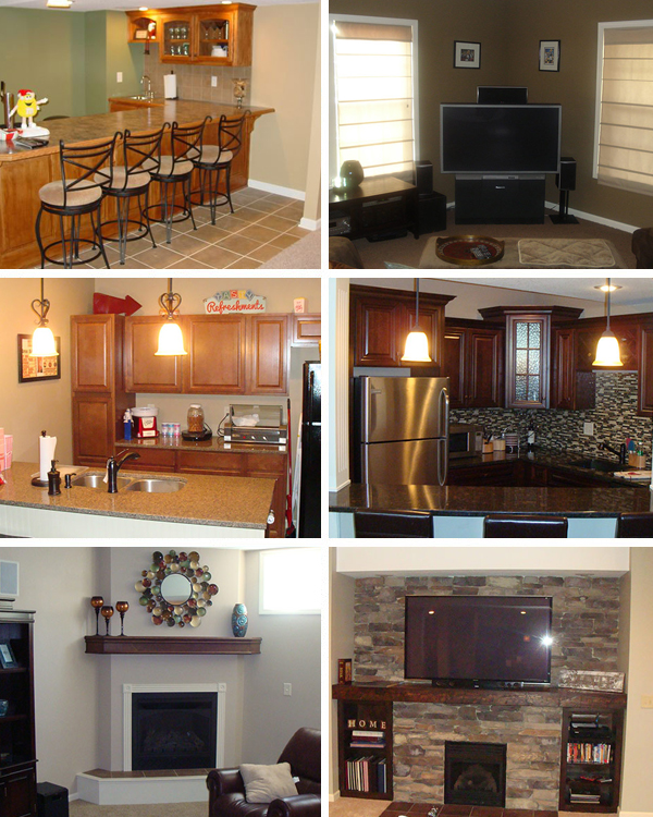 Buss Contracting & Remodeling Collage